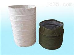 供应质绿色帆布软连接