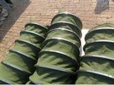 供应绿色帆布软连接