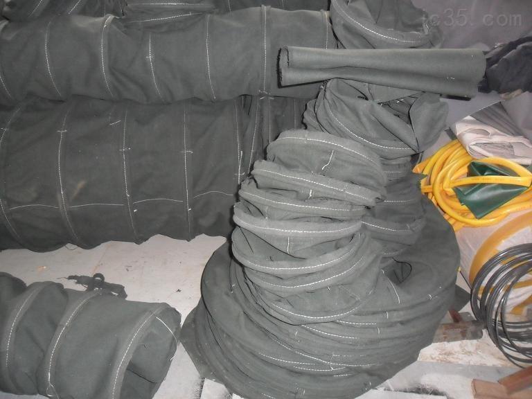 专业制作帆布除尘软连接