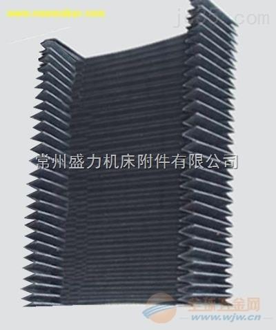 常州立柱式风琴防护罩