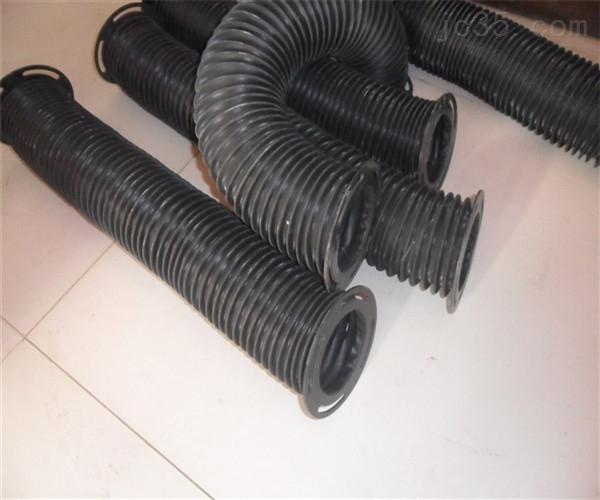 磨床圆形丝杆防护罩