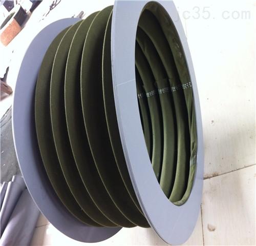 耐高温帆布伸缩管口径