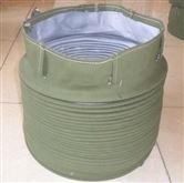 圆筒式气缸防护罩规格 气缸防尘保护套尺寸