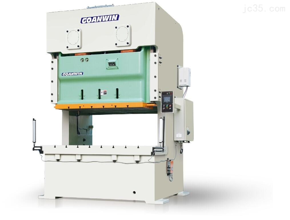 固安力-开式双曲轴精密冲床c2n系列-宁波固安力机械