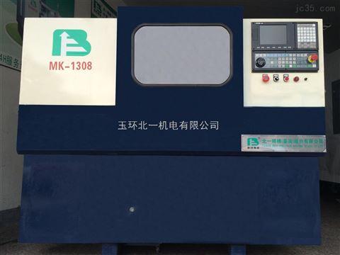玉环数控外圆磨床MK1432改装自动量仪
