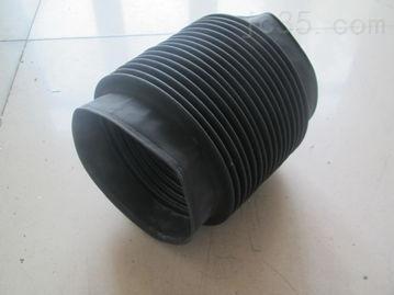 伸缩式丝杆防护罩