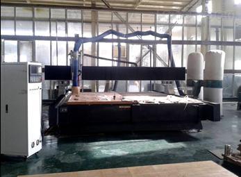 绝缘件加工中心、层压木板加工中心、自动换刀数控加工中心