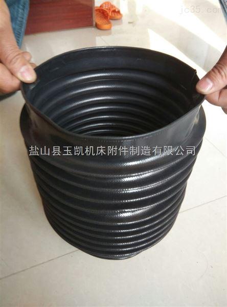 圆筒式丝杠防护罩
