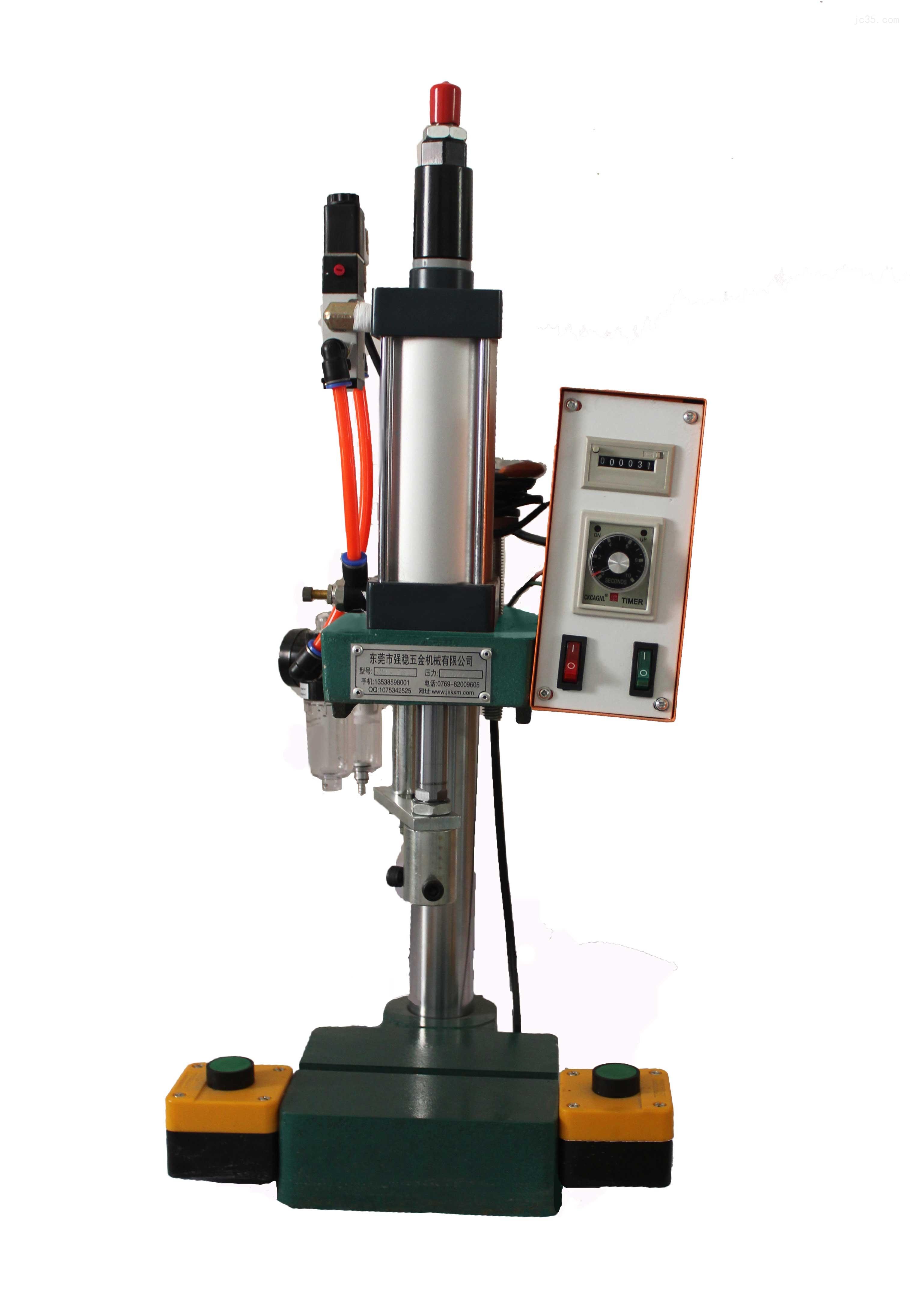 qw101-200kg单柱气动冲床图片
