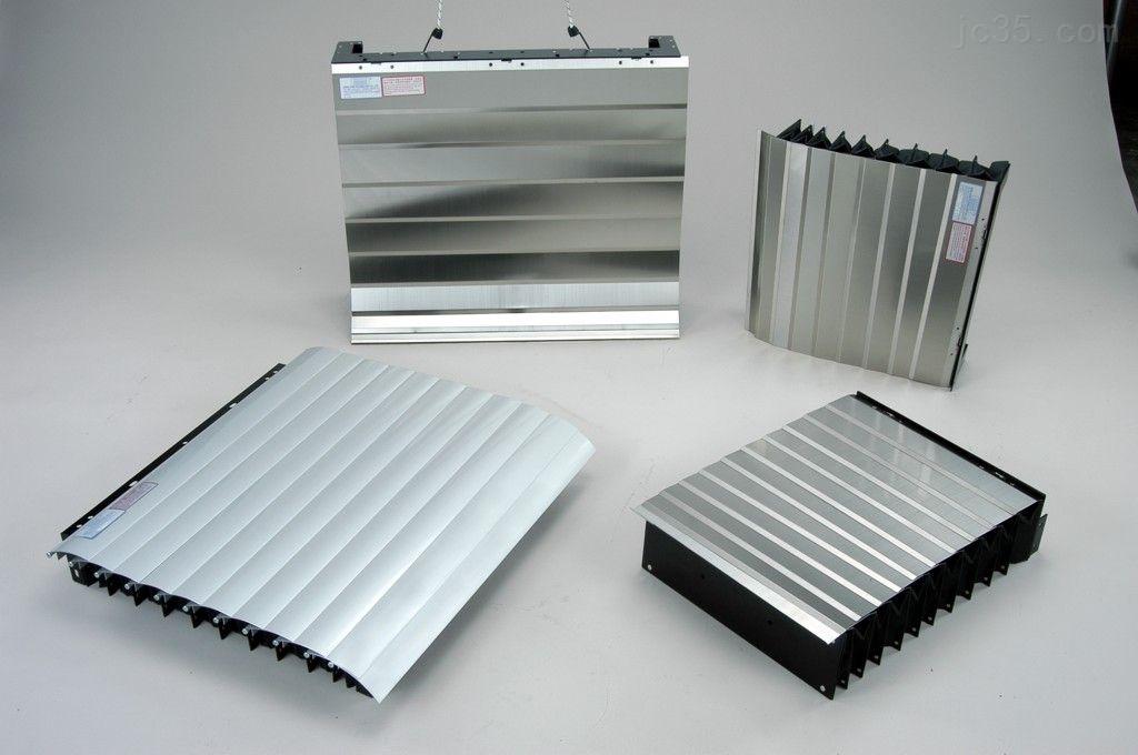 不锈钢导轨防护罩,坚固耐用,规格齐全
