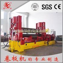 供应SNC-30×2500上辊万能式三辊卷板机