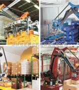 饲料/饮料/树脂包装码垛机器人设备
