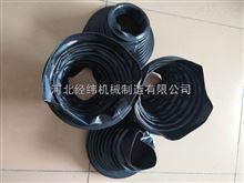 耐酸堿伸縮絲杠防塵罩定制廠家