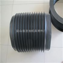 上海耐高温圆筒式气缸防护罩