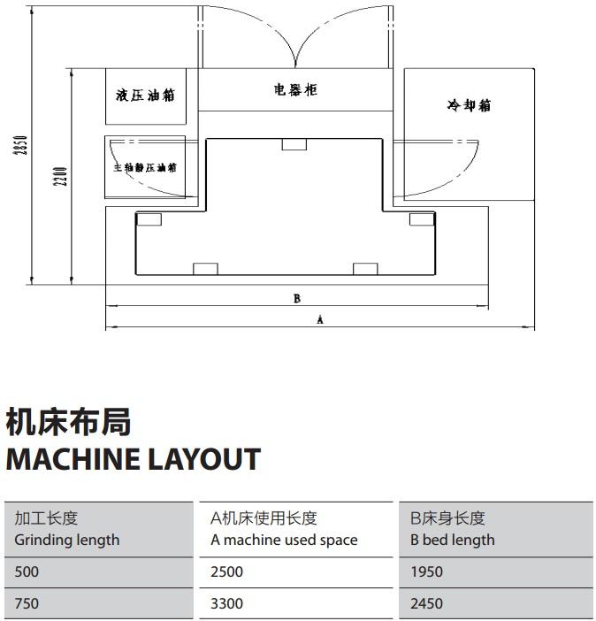高速高精度磨床設備