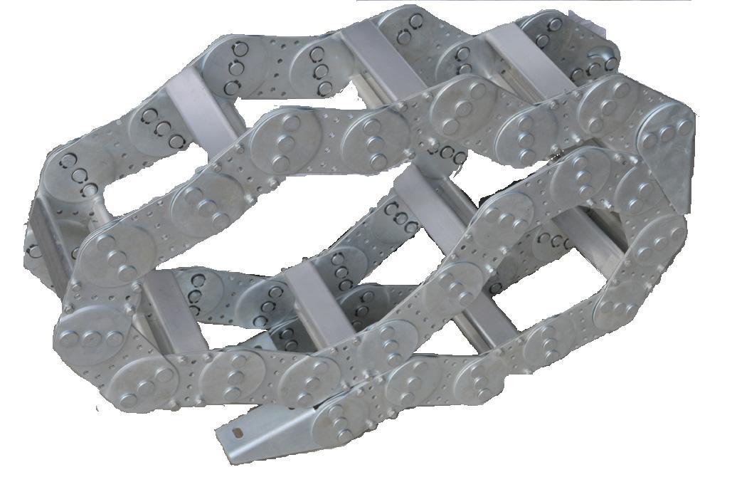 钢制坦克链产品图