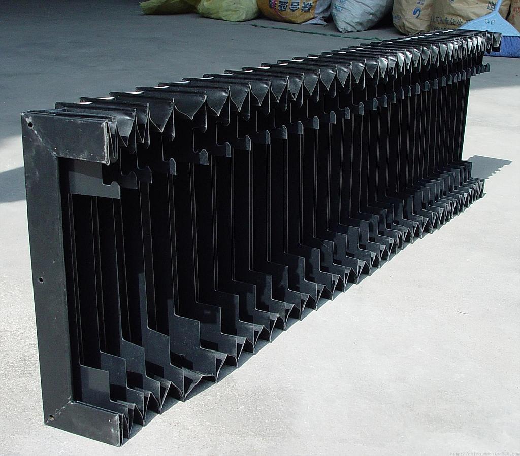 耐高温风琴防护罩产品图