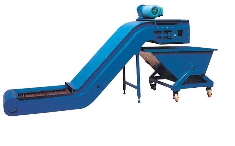 刮板式除屑输送机制造厂产品图