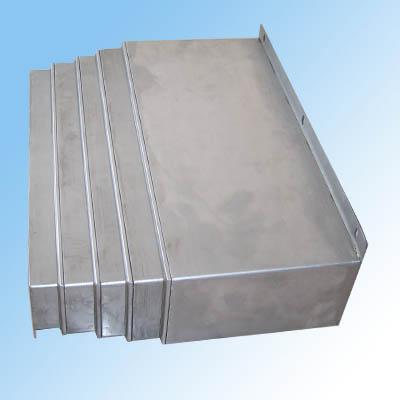 防护罩 导轨钢板防护罩产品图