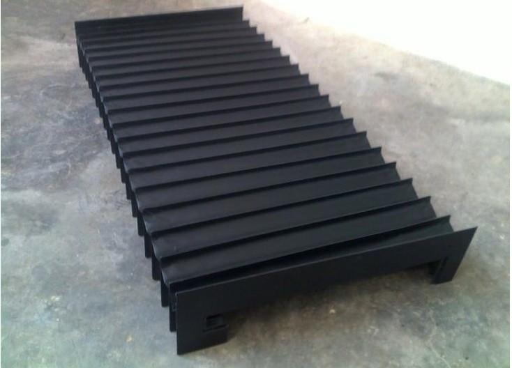 风琴伸缩式防护罩厂家产品图