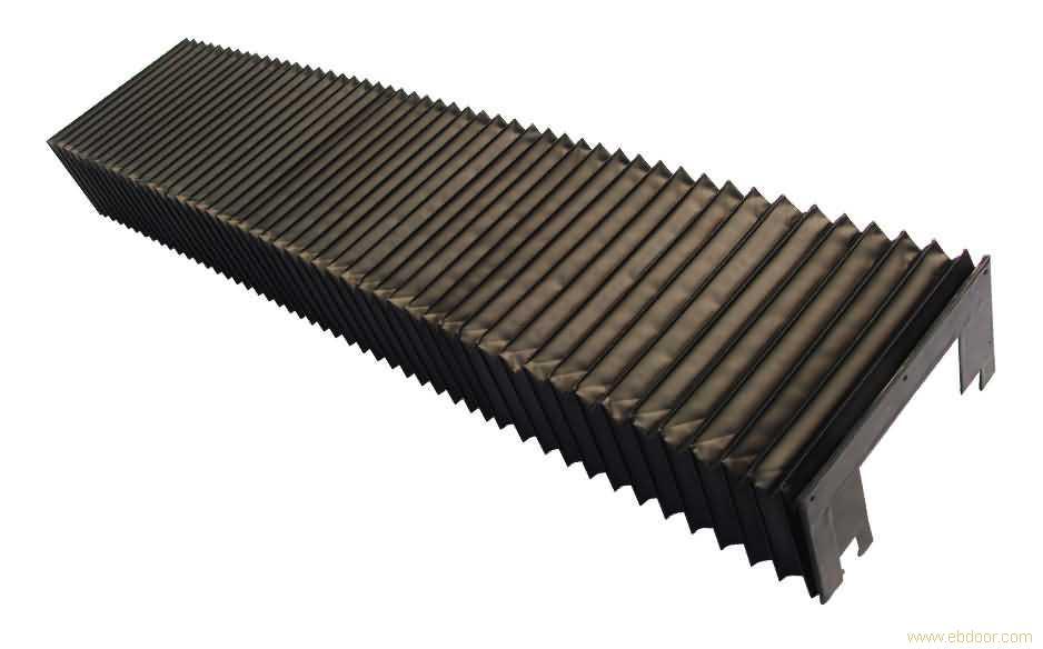 线切割导轨风琴防护罩产品图
