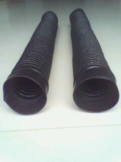 丝杆圆形伸缩防尘罩产品图
