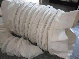 纯棉帆布水泥伸缩布袋产品图