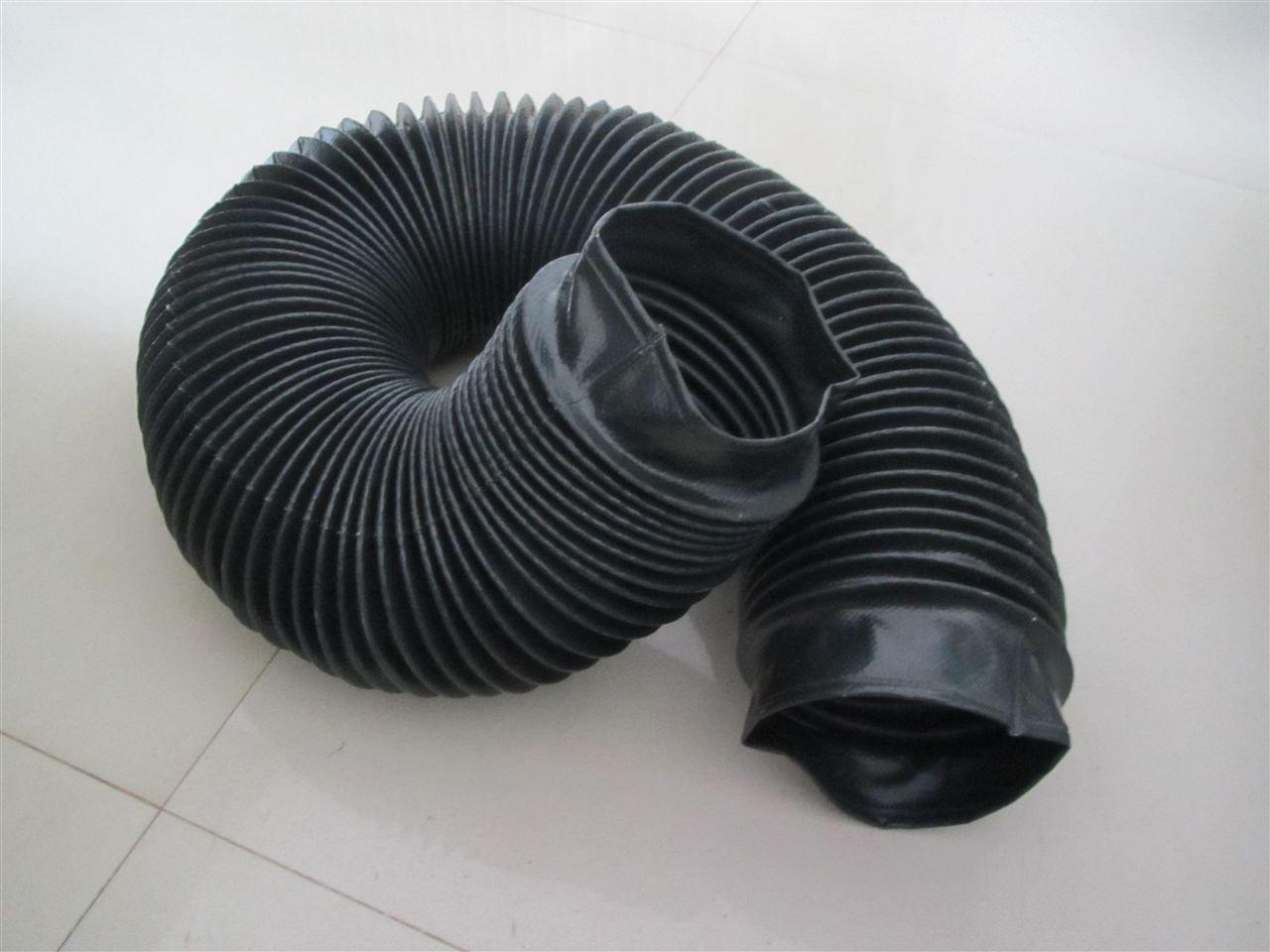 长春液压油缸伸缩防护罩产品图