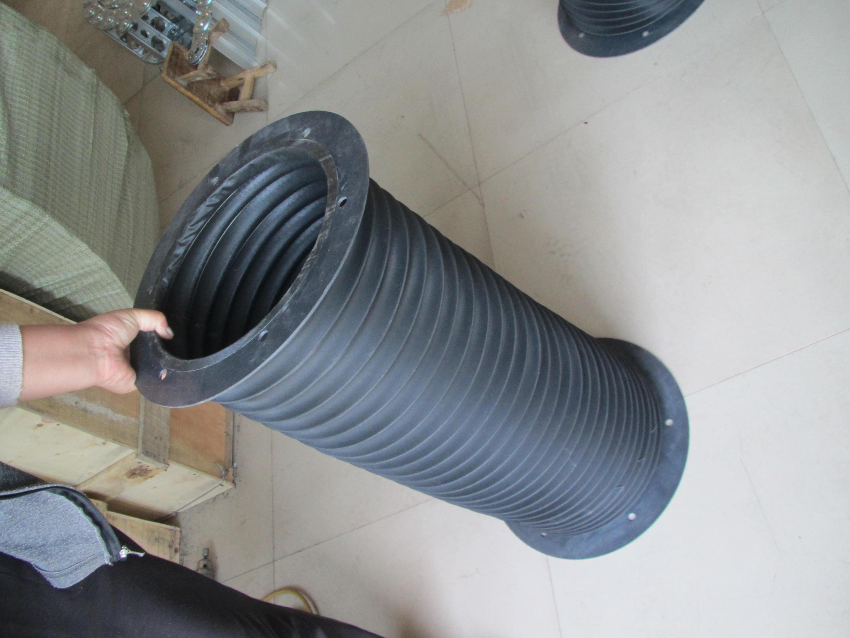 油缸伸缩保护套产品图