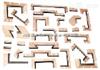 机床导轨刮屑板  兴隆机床附件制造厂家